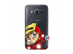 Coque Samsung Galaxy Core Prime Iron Impact