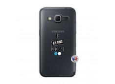 Coque Samsung Galaxy Core Prime Je Crains Degun
