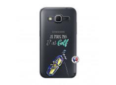 Coque Samsung Galaxy Core Prime Je Peux Pas J Ai Golf