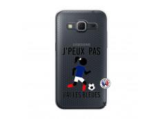 Coque Samsung Galaxy Core Prime Je Peux Pas J Ai Les Bleues Maillot