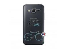Coque Samsung Galaxy Core Prime Je Peux Pas J Ai Velo