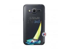 Coque Samsung Galaxy Core Prime Je Peux Pas J Ai Voile