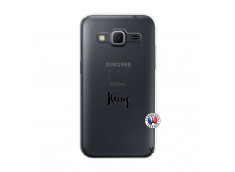 Coque Samsung Galaxy Core Prime King