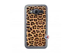 Coque Samsung Galaxy Core Prime Leopard Style Translu