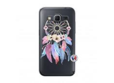 Coque Samsung Galaxy Core Prime Multicolor Watercolor Floral Dreamcatcher