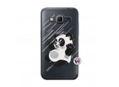 Coque Samsung Galaxy Core Prime Panda Impact