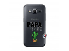 Coque Samsung Galaxy Core Prime Papa Tu Piques