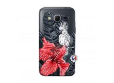 Coque Samsung Galaxy Core Prime Papagal