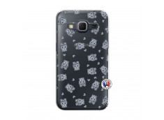 Coque Samsung Galaxy Core Prime Petits Hippos