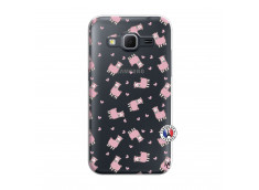 Coque Samsung Galaxy Core Prime Petits Moutons