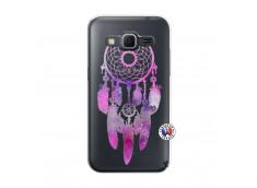 Coque Samsung Galaxy Core Prime Purple Dreamcatcher