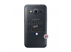 Coque Samsung Galaxy Core Prime Rien A Foot Allez Bordeaux