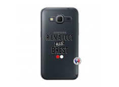 Coque Samsung Galaxy Core Prime Rien A Foot Allez Brest