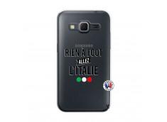 Coque Samsung Galaxy Core Prime Rien A Foot Allez L'Italie