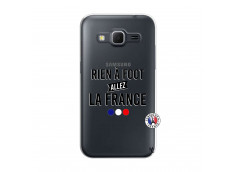Coque Samsung Galaxy Core Prime Rien A Foot Allez La France