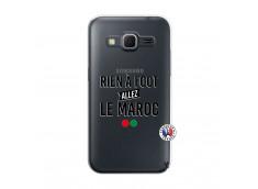Coque Samsung Galaxy Core Prime Rien A Foot Allez Le Maroc