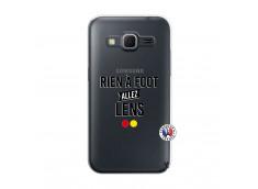 Coque Samsung Galaxy Core Prime Rien A Foot Allez Lens