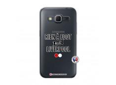 Coque Samsung Galaxy Core Prime Rien A Foot Allez Liverpool