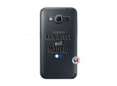 Coque Samsung Galaxy Core Prime Rien A Foot Allez Madrid