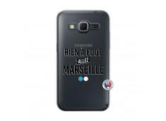 Coque Samsung Galaxy Core Prime Rien A Foot Allez Marseille