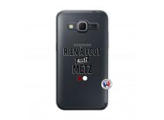 Coque Samsung Galaxy Core Prime Rien A Foot Allez Metz