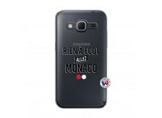 Coque Samsung Galaxy Core Prime Rien A Foot Allez Monaco