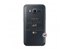 Coque Samsung Galaxy Core Prime Rien A Foot Allez Montpellier
