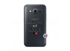 Coque Samsung Galaxy Core Prime Rien A Foot Allez Rennes