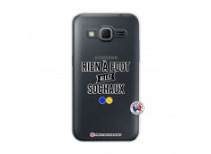 Coque Samsung Galaxy Core Prime Rien A Foot Allez Sochaux