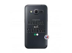 Coque Samsung Galaxy Core Prime Rien A Foot Allez St Etienne