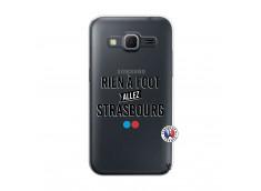 Coque Samsung Galaxy Core Prime Rien A Foot Allez Strabourg