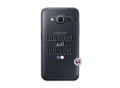 Coque Samsung Galaxy Core Prime Rien A Foot Allez Toulouse