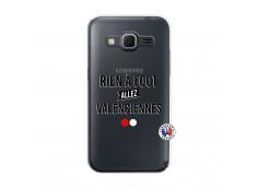 Coque Samsung Galaxy Core Prime Rien A Foot Allez Valenciennes