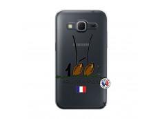 Coque Samsung Galaxy Core Prime 100 % Rugbyman Entre les Poteaux