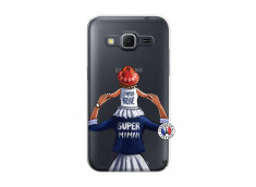 Coque Samsung Galaxy Core Prime Super Maman Et Super Bébé