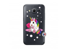 Coque Samsung Galaxy Core Prime Sweet Baby Licorne