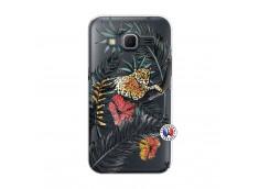 Coque Samsung Galaxy Core Prime Leopard Tree