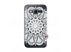 Coque Samsung Galaxy Core Prime White Mandala