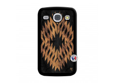Coque Samsung Galaxy Core Aztec One Motiv Noir