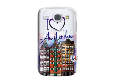 Coque Samsung Galaxy Core I Love Amsterdam