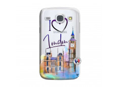 Coque Samsung Galaxy Core I Love London