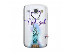 Coque Samsung Galaxy Core I Love New York