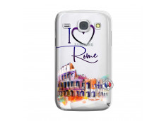 Coque Samsung Galaxy Core I Love Rome
