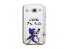 Coque Samsung Galaxy Core Je peux pas j'ai Judo
