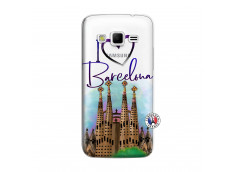 Coque Samsung Galaxy Express 2 I Love Barcelona