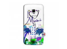 Coque Samsung Galaxy Express 2 I Love Miami