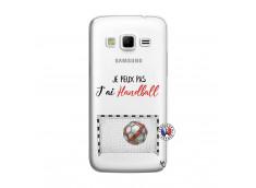 Coque Samsung Galaxy Express 2 Je peux pas j'ai Handball
