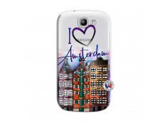 Coque Samsung Galaxy Express I Love Amsterdam