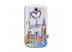 Coque Samsung Galaxy Express I Love London