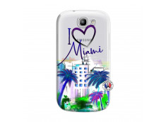 Coque Samsung Galaxy Express I Love Miami